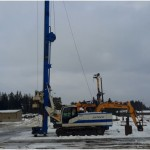 Enteco e300 drilling rig